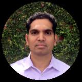 Madhav Vodnala is Avaamo's VP of Engineering
