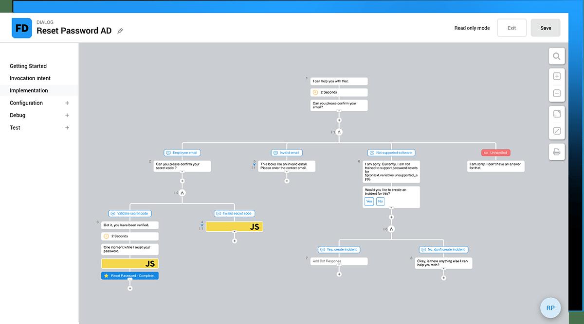 flow designer screen 1