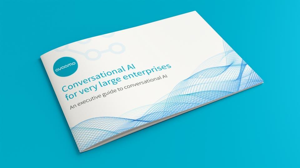 Guide to conversational AI for enterprises