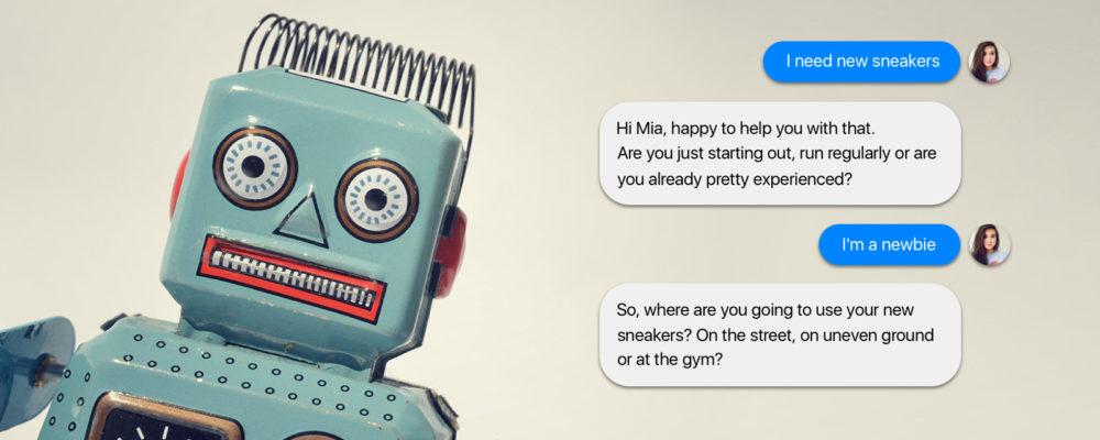 chatbot head